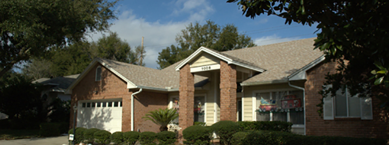 A New Roof Installed By Orlando Roofing Contractor R West Roofing.